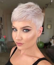 kurzhaarfrisuren frauen pixie 65 new pixie haircut ideas for 2019 hair
