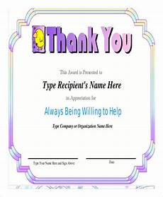 Appreciation Certificates For Employees Certificate Of Appreciation Template 38 Free Word Pdf