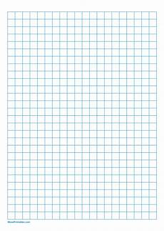 A4 Graph Paper Download Free Printable Blue Graph Paper For A4 Sized Paper The
