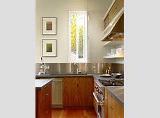 Kitchen Design Idea   Install A Stainless Steel Backsplash For A Sleek Look