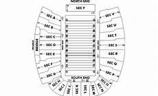 Vanderbilt Basketball Seating Chart Vanderbilt Univ Vanderbilt Stadium Nashville Tickets