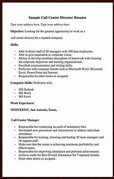 What Goes On A Resume Here Goes Another Free Resume Example Of Call Center