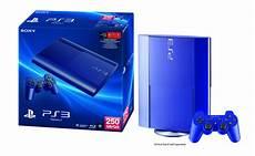 ps3 console gamestop azurite blue ps3 becomes gamestop exclusive oct 8