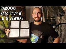 Led Grow Light Giveaway How Low Can Led Grow Light Prices Go Ra2000 By