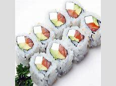Philadelphia Roll   KK Sushi