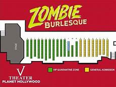 X Burlesque Seating Chart Zombie Burlesque Show Tickets Review Faqs 36 Off Coupon