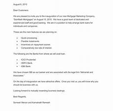 Sample Of Marketing Letters To Business Marketing Letter Template 10 Samples Word And Pdf