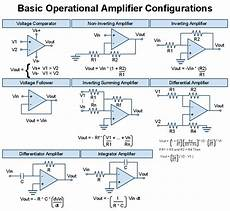 Transistor Configuration Comparison Chart Electronic Amp Electrical Cheat Sheets Computer Club At