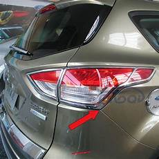 2013 Ford Escape Abs Light For Ford Escape Kuga 2013 2014 2015 Abs Chrome Light
