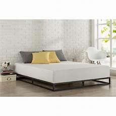 zinus modern studio platforma metal bed frame hd