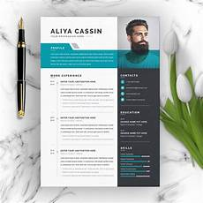 Download A Free Cv Template Free Resume Templates With Multiple File Formats