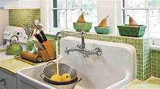 inspired house decor special gifts farmhouse sink create a 1930s style kitchen southern