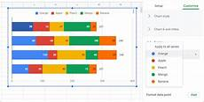 Google Sheets Multiple Charts How To Easily Create Graphs And Charts On Google Sheets