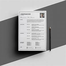 Ms Word Resume Templates Free 15 Resume Templates For Word Free To Download