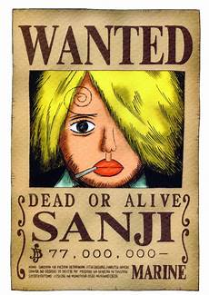 One Piece Wanted Poster Faraddina S Favorite Things Onepiece Wanted Poster