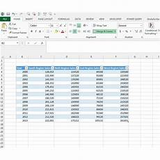 Making Line Graph In Excel How To Make A Line Graph In Excel Step By Step Tutorial