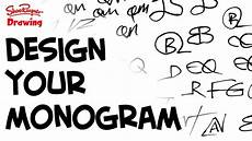 Design Your Own Font App How To Design Your Own Amazing Monogram Youtube
