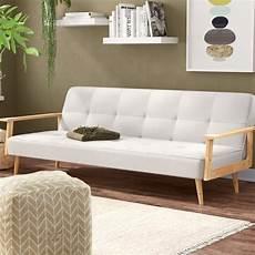 vershire mid century sleeper sofa allmodern