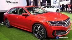 2020 Volkswagen Passat R Line by 2020 Volkswagen Passat R Line Exterior And Interior