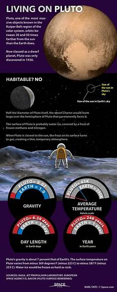 University Degrees Explained Living On Pluto Dwarf Planet Facts Explained Infographic