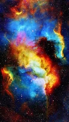 nebula iphone wallpaper colorful galaxy nebula space iphone wallpaper