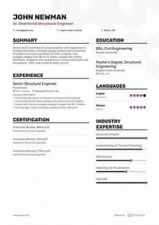 structural engineer resume sample structural engineer resume ultimate guide for 2019 6