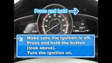 2015 Mazda 6 Oil Light Reset How To Reset The Service Light Mazda 3 Youtube