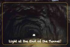 Light At The End Of The Tunnel Book Pdf Light At The End Of The Tunnel Free Cheer Up Ecards
