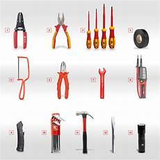 Werkzeug Beschriftung by Die 13 Wichtigsten Werkzeuge F 252 R Elektriker Rs