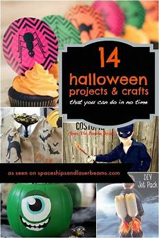 What To Do A Project On 14 Easy Diy Halloween Projects Amp Crafts Ideas Homemade