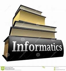 education books education books informatics stock illustration