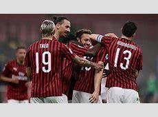 AC Milan 5   1 Bologna   Match Report & Highlights