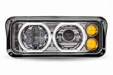 Universal Light Assembly 3u0 Tled H100 Universal Led Projector Headlight Assembly