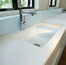 corian sinks and countertops the anti granite corian work surface and splashback my