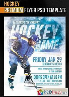 Hockey Flyer Template Hockey Flyer Psd Template Facebook Cover 187 Free Download