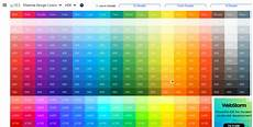 Color Tool Material Design The Best List Of Material Design Color Palettes Tools