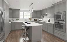 Grey Kitchens Ash Gray