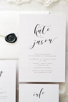 White On White Wedding Invitations Black And White Wedding Invitations Wedding Ideas By