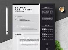 Professional Creative Resume Professional Resume Cv Template By Resume Templates On