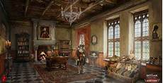 rich home interiors blood and wine rich house interior witcher
