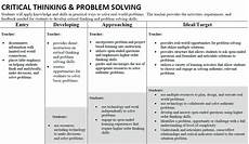 Analytical And Problem Solving Skills Critical Thinking Pptx On Emaze