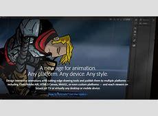 Adobe Flash Animation Free Download   Best Software Free