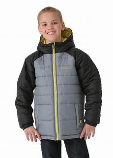 puffer coats for boys circle columbia boys tree time puffer jacket insulated puffer
