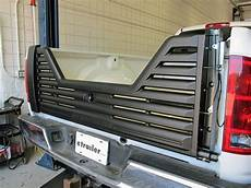 stromberg carlson 4000 series 5th wheel louvered tailgate