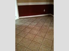 Brown Bag Floor :: Hometalk