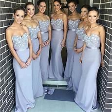 Light Navy Bridesmaid Dresses Light Grey Sheath Sweetheart Satin Bridesmaid Dresses 2016