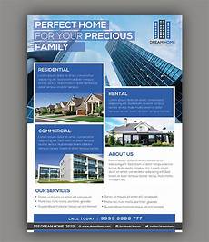 Commercial Real Estate Templates 40 Professional Real Estate Flyer Templates