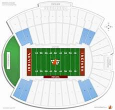 Chepauk Stadium Seating Charts Memorial Stadium In Indiana Seating Guide