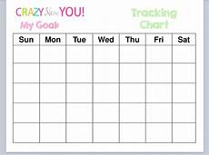 Goal Tracking Chart Goal Setting Worksheet Amp Tips Crazy Little Projects