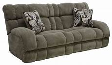 siesta porcini power reclining sofa from catnapper